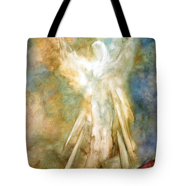 The Appearance Tote Bag by Marina Petro