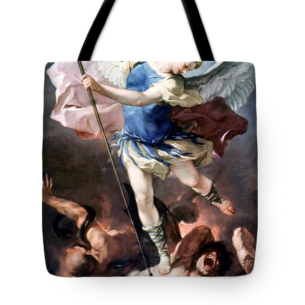 The Archangel Michael Tote Bag by Granger