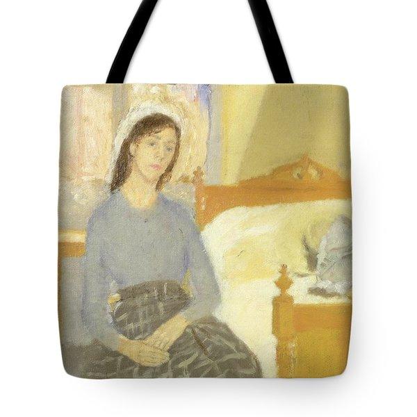 The Artist In Her Room In Paris Tote Bag by Gwen John