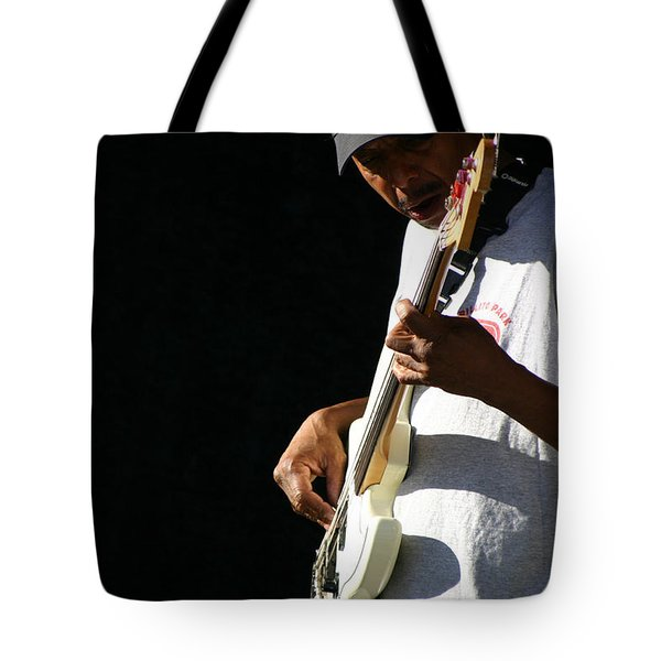 The Bassman Tote Bag by Joe Kozlowski
