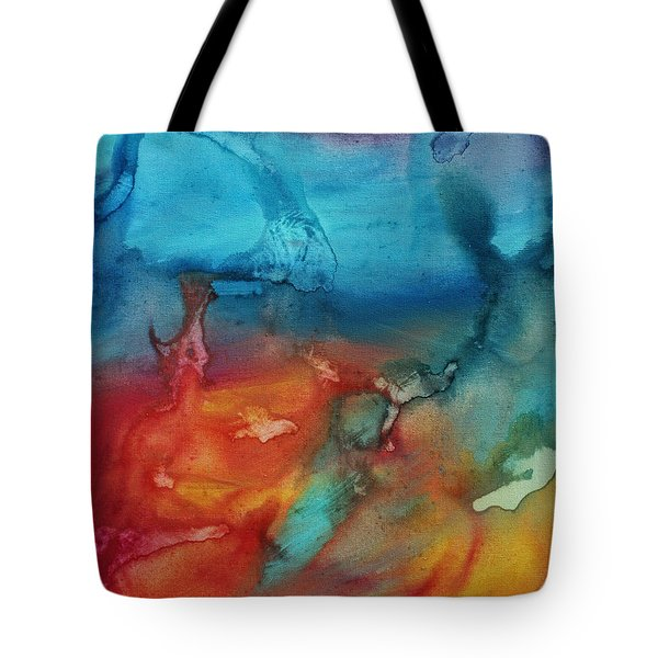 The Beauty Of Color 2 Tote Bag by Megan Duncanson