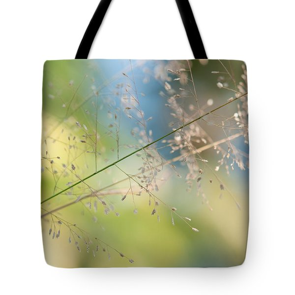 The Beauty Of The Earth. Natural Watercolor Tote Bag by Jenny Rainbow