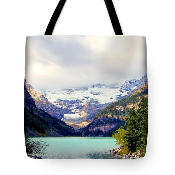 The Beauty Within Tote Bag by KAREN WILES