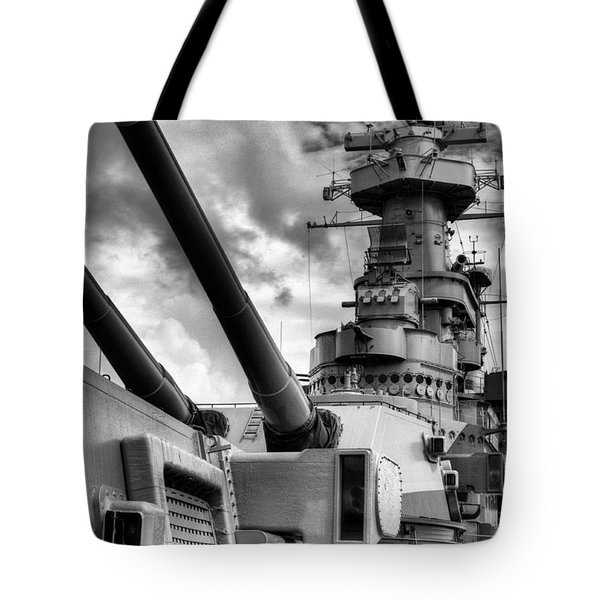 The Big NC Tote Bag by JC Findley
