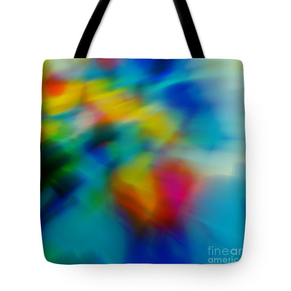 The Blossom Within Tote Bag by WBK