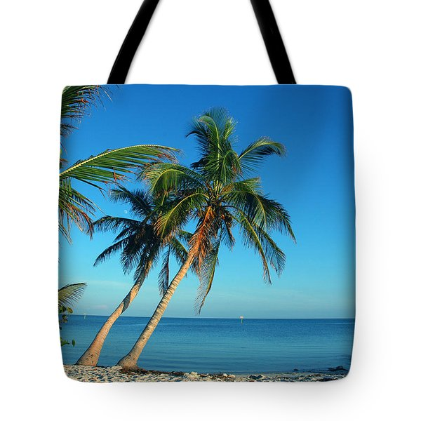 The blue lagoon Tote Bag by Susanne Van Hulst