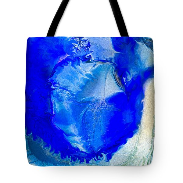 The Blues Tote Bag by Omaste Witkowski