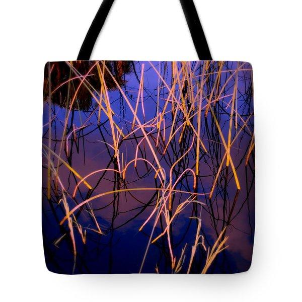 The Center Tote Bag by Susanne Van Hulst