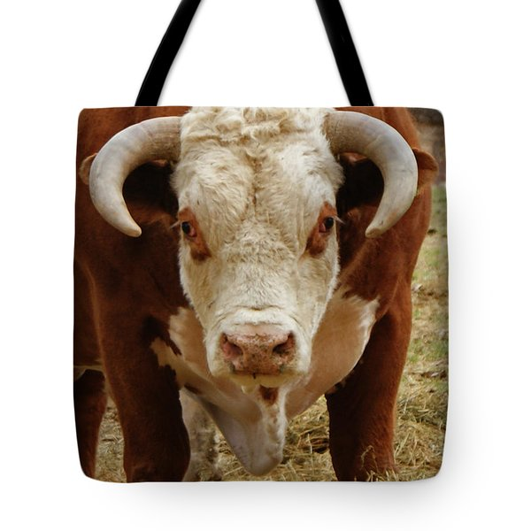 The Challenge Tote Bag by Ernie Echols