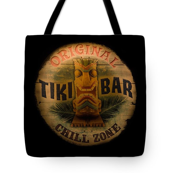The Chill Zone Tote Bag by Trish Tritz