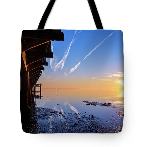 Tote Bag featuring the photograph The Chosen by Thierry Bouriat