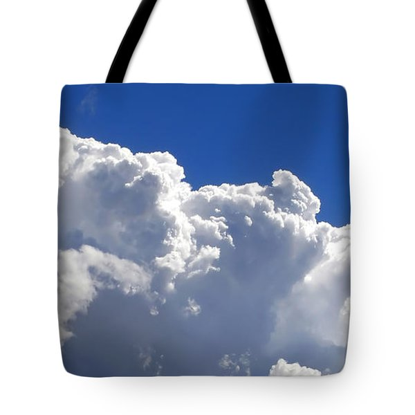 The Cloud Tote Bag by Kaye Menner