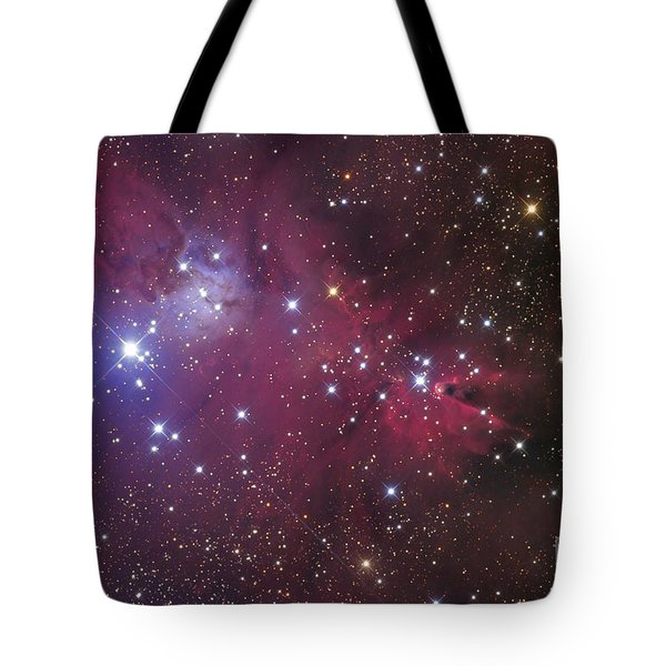 The Cone Nebula Tote Bag by Roth Ritter