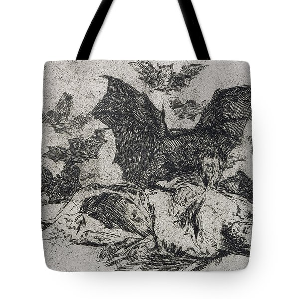 The Consequences Tote Bag by Goya