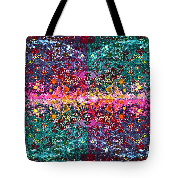 The Cosmos Crown Jewels 1 Tote Bag by Angelina Vick