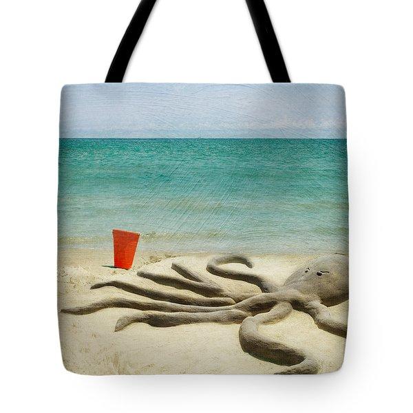 The Creature Tote Bag by Juli Scalzi