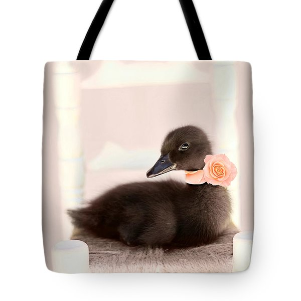 The Debutante Tote Bag by Amy Tyler