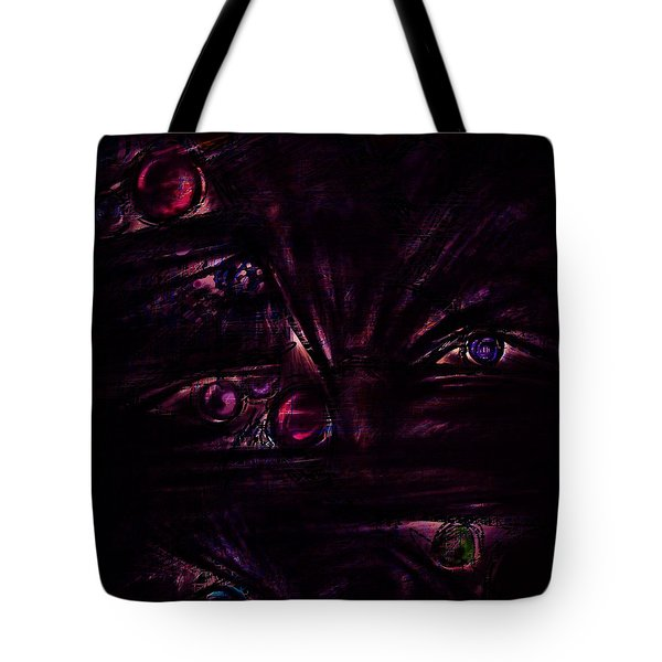 The Deceiver Tote Bag by Rachel Christine Nowicki