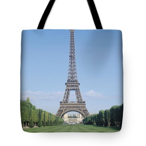 The Eiffel Tower Tote Bag by French School