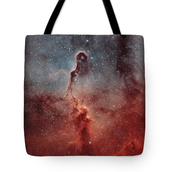 The Elephant Trunk Nebula Tote Bag by Rolf Geissinger