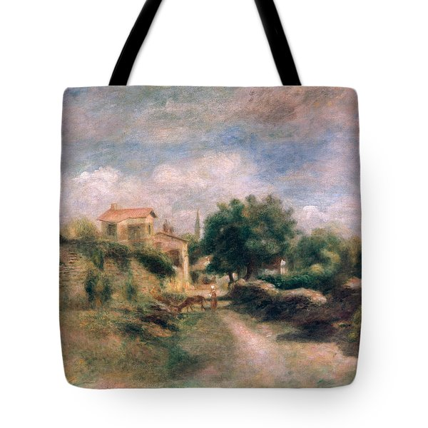 The Farm Tote Bag by Renoir