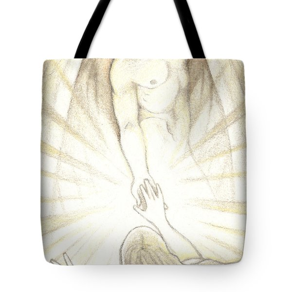 The Final Journey Tote Bag by Amy S Turner