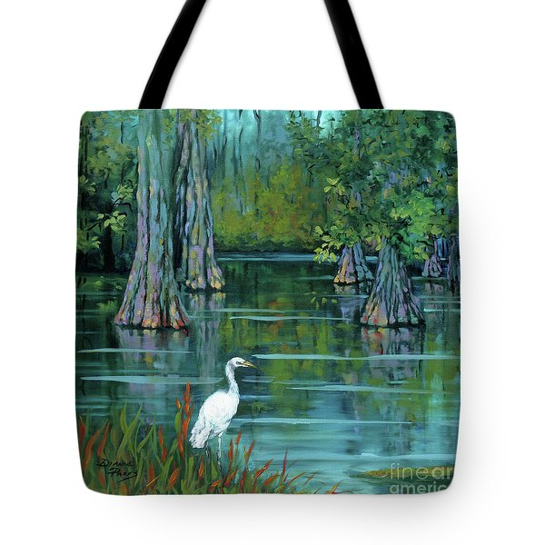 The Fisherman Tote Bag by Dianne Parks