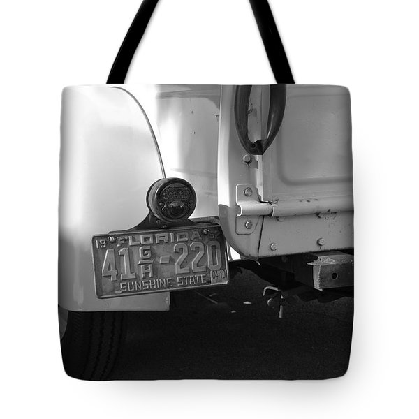 The Florida Dodge Tote Bag by Rob Hans