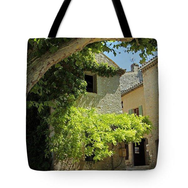 The Flower Box Tote Bag by John Stuart Webbstock