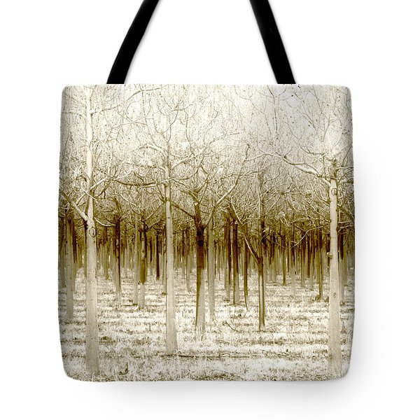 The Forest For The Trees Tote Bag by Holly Kempe