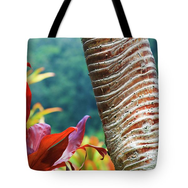 The Garden Of Love Tote Bag by Sharon Mau