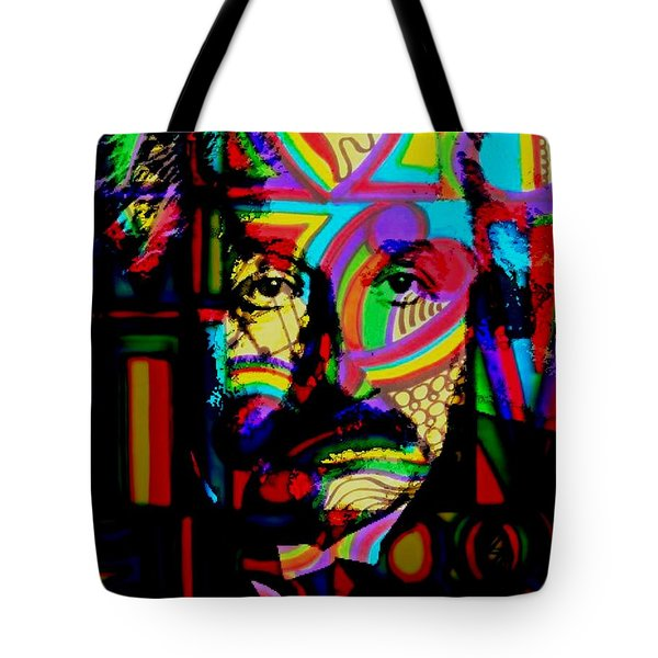 The Genius Tote Bag by WBK