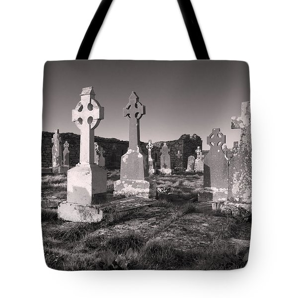 The Ghosts Of Ireland Tote Bag by Robert Lacy