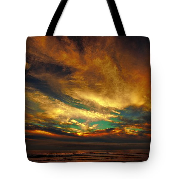 The Glory Tote Bag by James Heckt