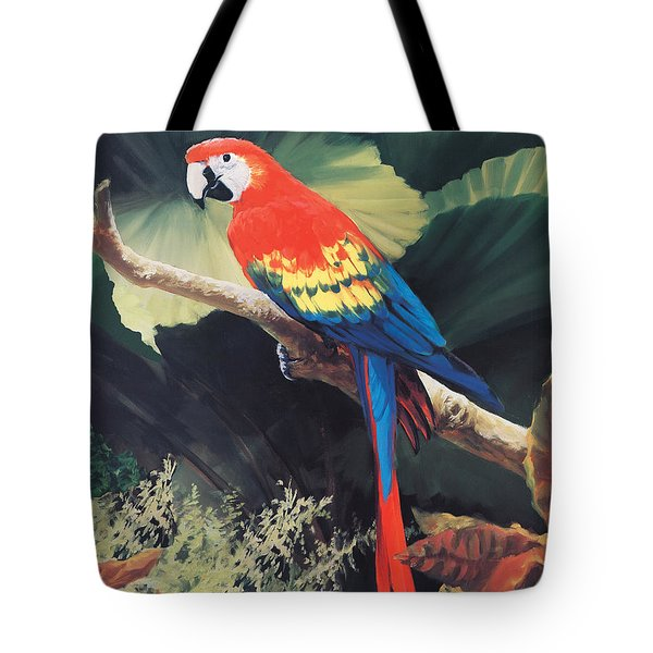 The Gossiper Tote Bag by Laurie Hein