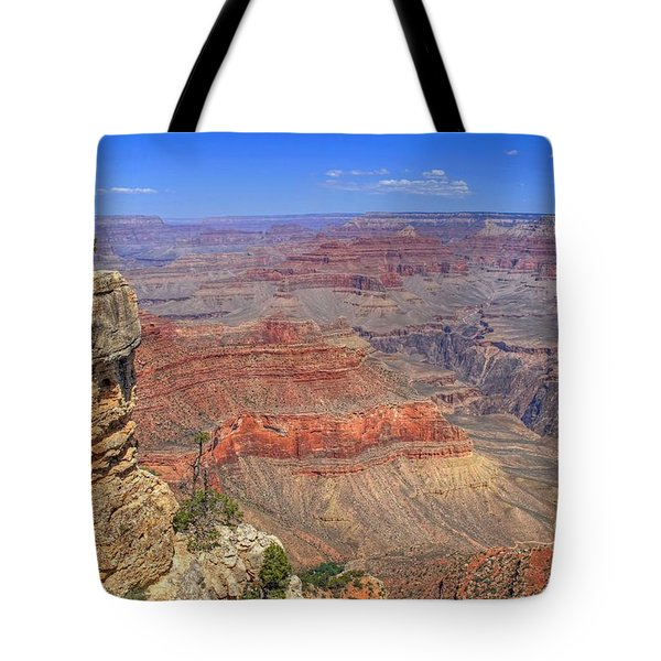 The Grand Canyon Tote Bag by Donna Kennedy