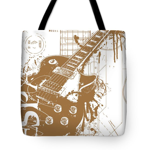 The Granddaddy V2 Tote Bag by Gary Bodnar