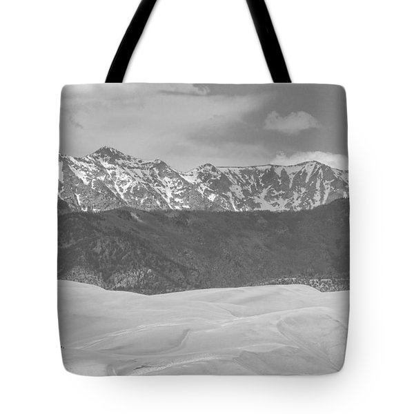 The Great Colorado Sand Dunes  Tote Bag by James BO  Insogna
