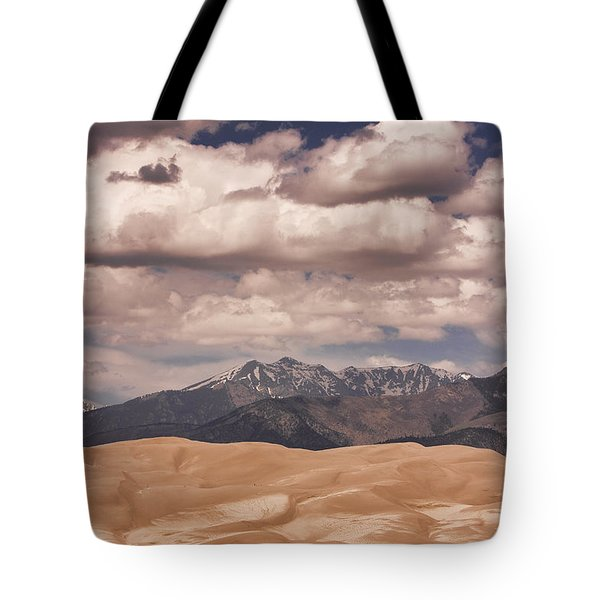 The Great Sand Dunes 88 Tote Bag by James BO  Insogna