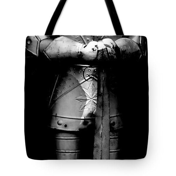 The Guard Tote Bag by Ed Smith
