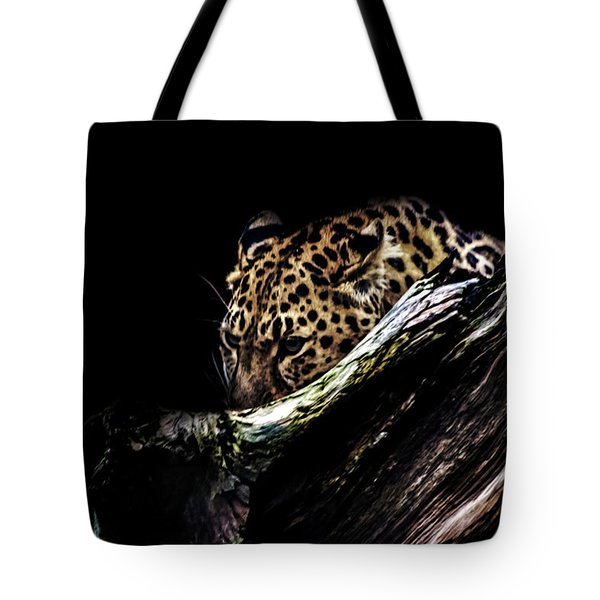 The Hunt Tote Bag by Martin Newman