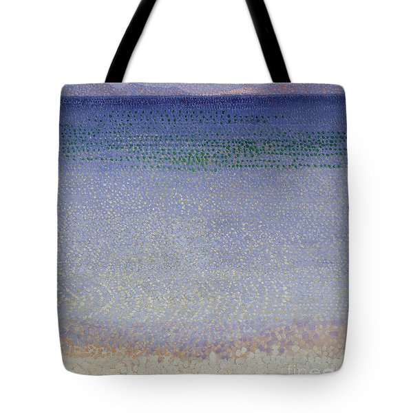 The Iles Dor Tote Bag by Henri Edmond Cross