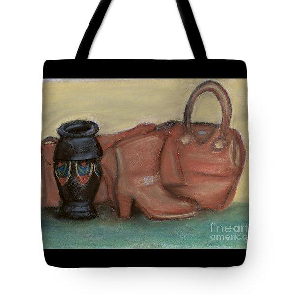 The Impulse Buy Tote Bag by Cassandra Geernaert