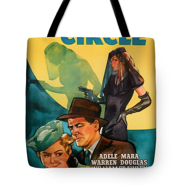 The Inner Circle 1946 Tote Bag by Mountain Dreams