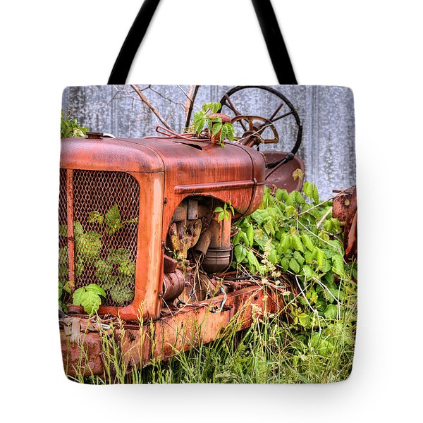 The Ivy League Tote Bag by JC Findley