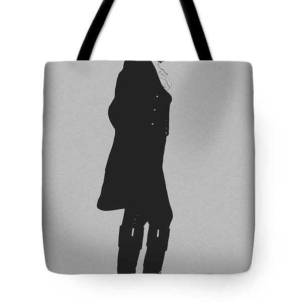 The Jefferson Tote Bag by War Is Hell Store