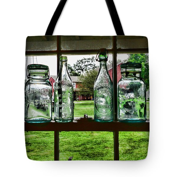 The kitchen window Tote Bag by Paul Ward