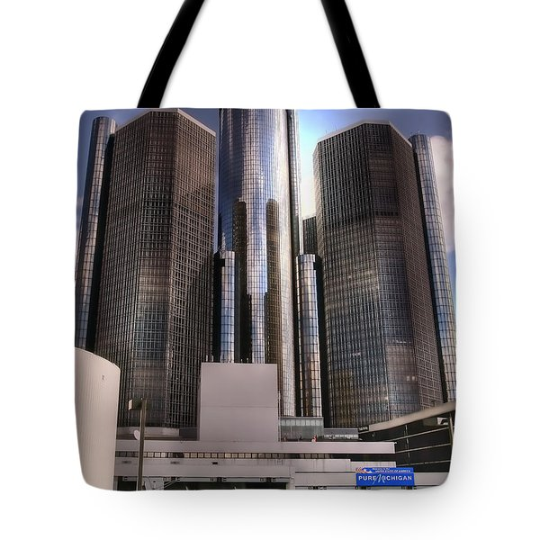 The Land Of Oz Tote Bag by Gordon Dean II