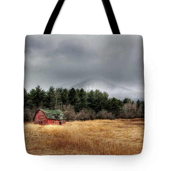 The Last Stand Tote Bag by Lori Deiter