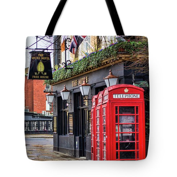 The Local Tote Bag by Heather Applegate